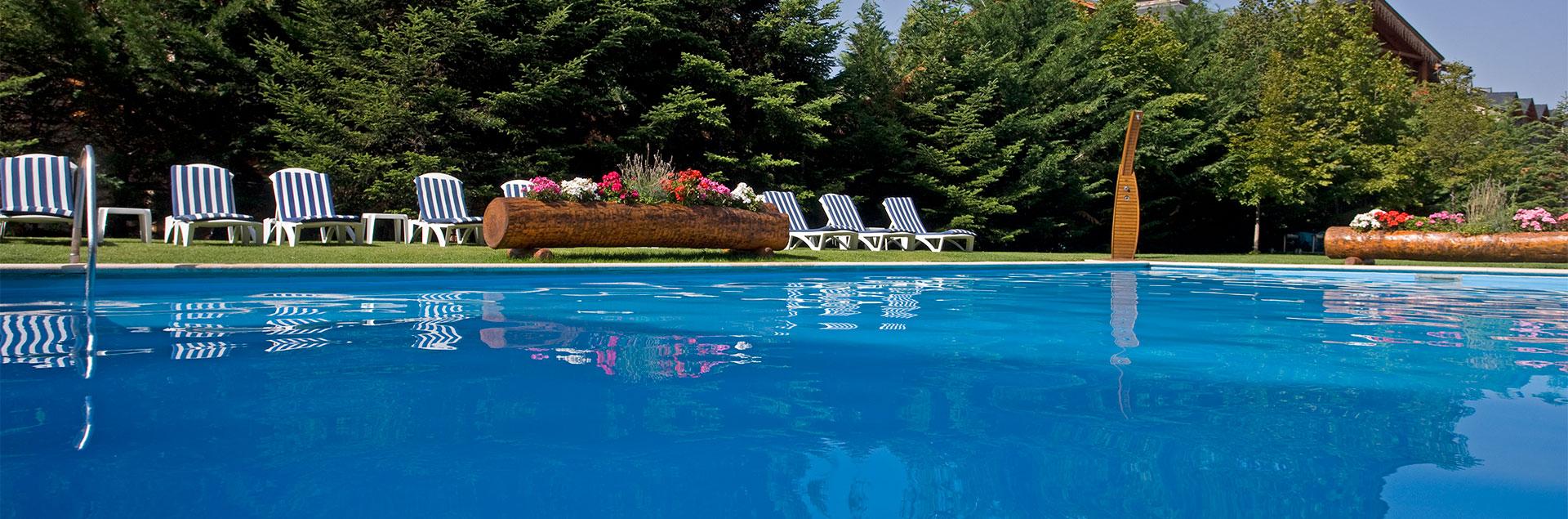 Sport hotels resort spa soldeu andorre for Piscine andorre caldea